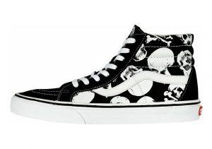 Vans Skulls SK8-Hi Reissue Black