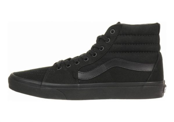 Vans SK8-Hi Black / Black / Black