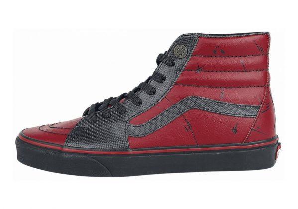 Vans x Marvel SK8-Hi Red