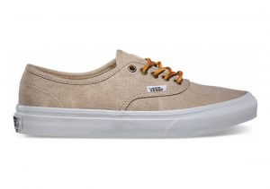 Vans Washed Authentic Slim Brown