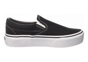 Vans Slip-On Platform Black