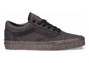 Vans Rainbow Glitter Old Skool Black/Black