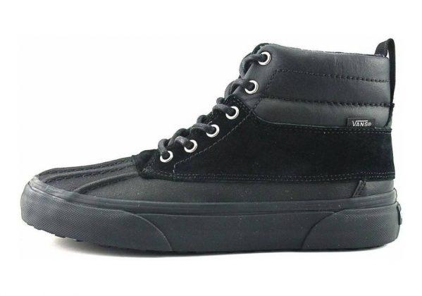 Vans SK8-Hi Del Pato MTE Black/Polka Dots