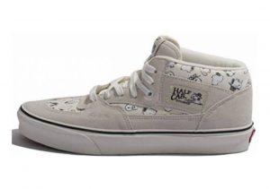 Vans x Peanuts Half Cab Grey