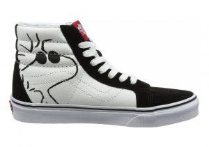 Vans x Peanuts SK8-Hi Reissue Grey
