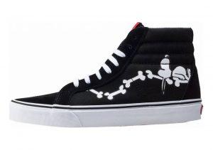 Vans x Peanuts SK8-Hi Reissue Black