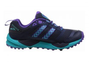 Brooks Cascadia 12 Peacoat/Passion Flower/Bluebird