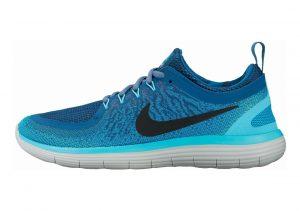 Nike Free RN Distance 2 Blau