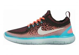 Nike Free RN Distance 2 Hot Punch/Polarized Blue/Lava Glow/Weiß