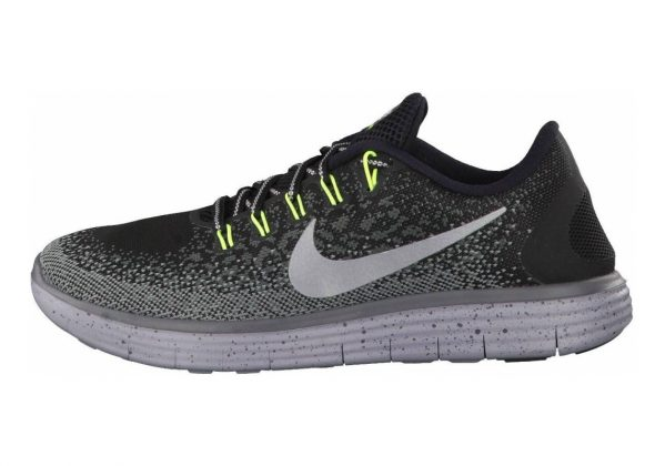Nike Free RN Distance Shield Grey