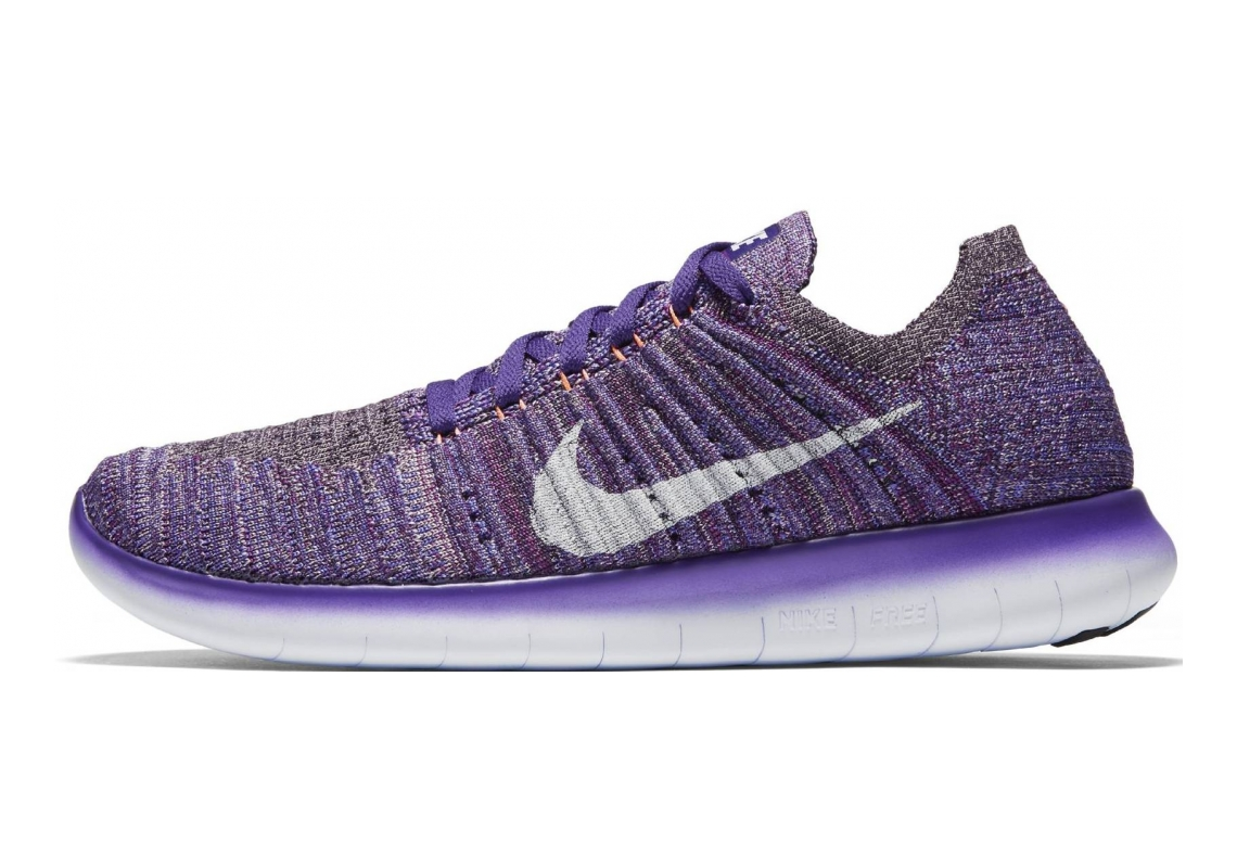 Nike Free RN Flyknit Purple