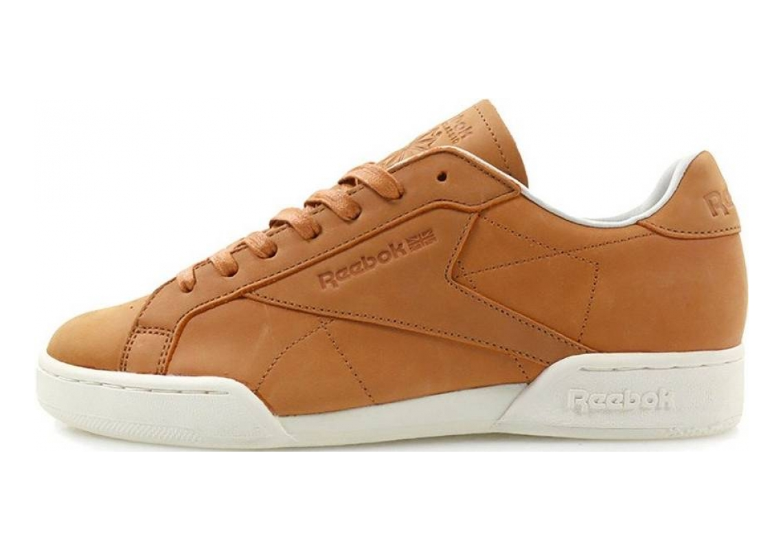 Reebok NPC II Brown
