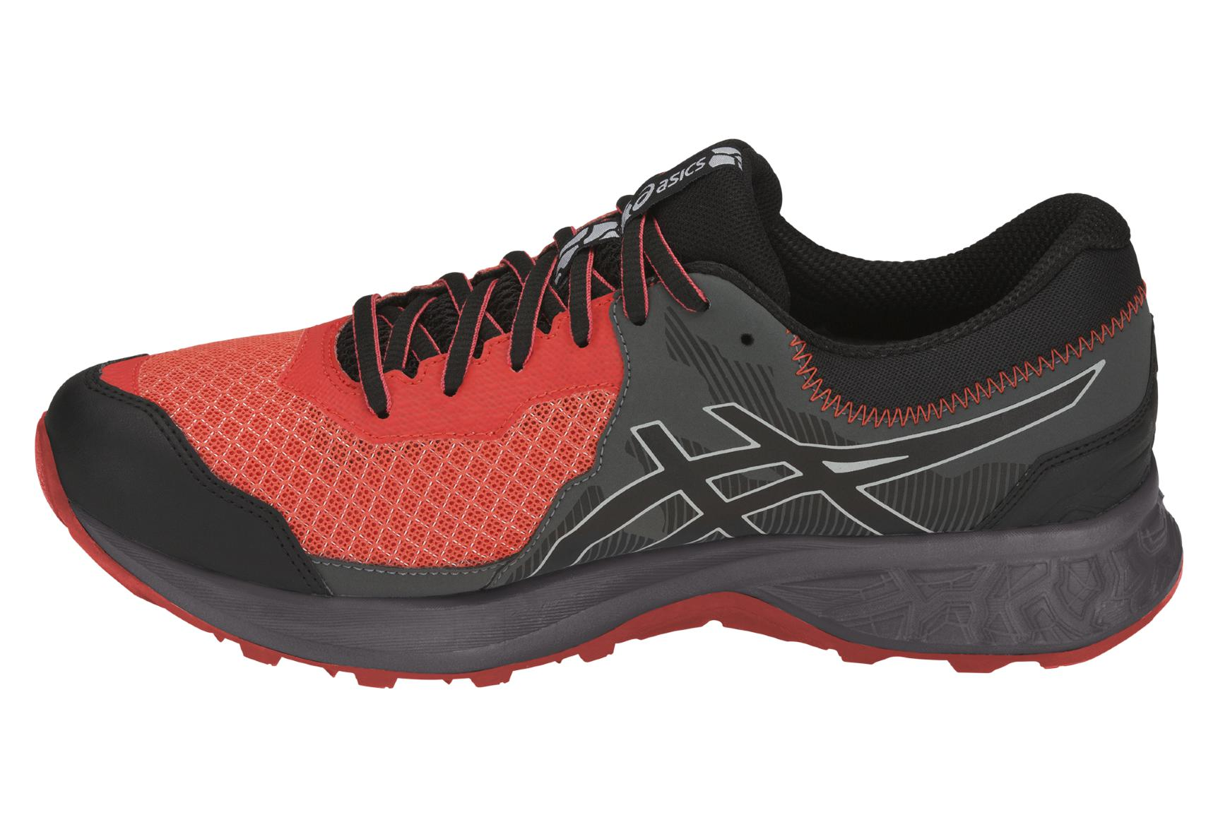 ASICS GEL-Sonoma 4 GTX Red Snapper Black