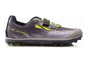 Altra King MT 1.5 Gray / Lime