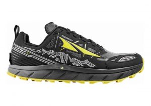 Altra Lone Peak 3.0 NeoShell Low Black/Yellow