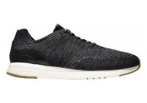 Cole Haan Grandpro Running Sneaker with Stitchlite Noir