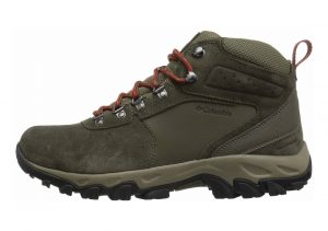 Columbia Newton Ridge Plus II Suede Waterproof Grey