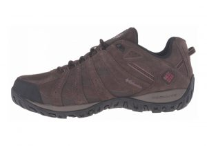 Columbia Redmond Leather Omni-Tech Black (Cordovan, Garnet Red 231)