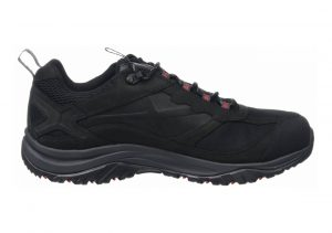 Columbia Terrebonne Shoe Black, Mountain Red