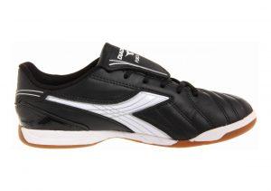 Diadora Forza Indoor Black / White / Silver