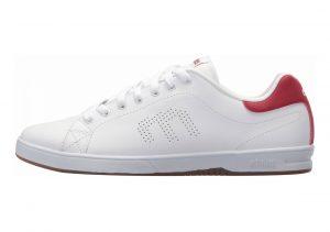 Etnies Callicut LS Weiß (White/Red)