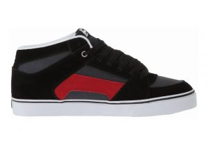 Etnies RVM Black/Charcoal/Red