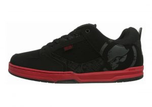 Etnies Cartel Black/Charcoal/Red
