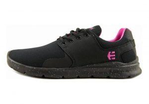 Etnies Scout XT Schwarz (Black/Pink)
