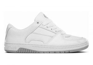 Etnies Senix Lo White Grey