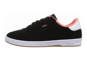 Etnies The Scam Black (Black/Pink - 963)
