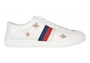 Gucci Ace Sneaker with Bees and Stars  gucci-ace-sneaker-with-bees-and-stars-1cd8