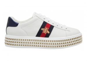 Gucci Ace Sneaker with Crystals gucci-ace-sneaker-with-crystals-613e
