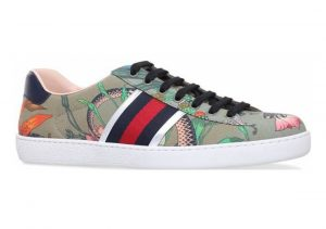 Gucci Flora Snake Sneaker gucci-flora-snake-sneaker-69ed