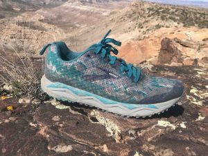 Brooks Caldera 3 Blue Gray Navy