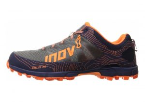Inov-8 Roclite 295 Grey/Orange/Blue