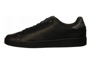 K-Swiss Clean Court CMF Negro (Black/Charcoal/Black 011)