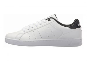 K-Swiss Clean Court CMF Bianco (White/Black)