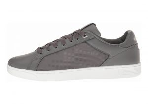 K-Swiss Clean Court CMF Negro (Charcoal/Silver/White 012)