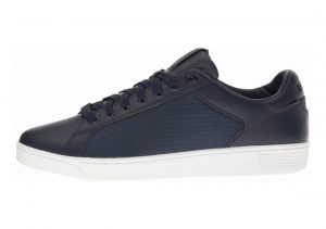 K-Swiss Clean Court CMF Schwarz(navy/Black/White 445)