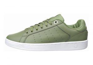 K-Swiss Clean Court CMF Negro (Olivine/White 312)