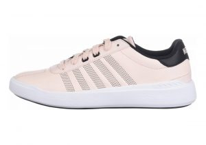 K-Swiss Heritage Light L  Creole Pink/Black/White