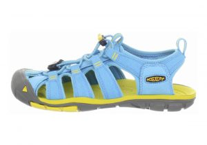 Keen Clearwater CNX Norse Blue/Super Lemon
