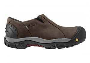Keen Brixen Waterproof Low Slate Black/Madder Brown