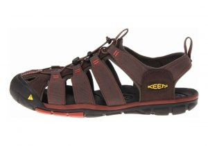 Keen Clearwater CNX Raven/Burnt Henna