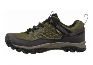 Keen Saltzman WP Dark Olive/Black