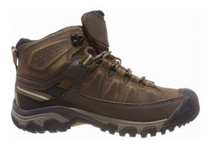 Keen Targhee III Waterproof Mid Brown