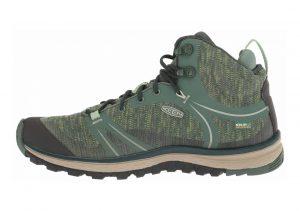 Keen Terradora Mid Waterproof  Duck Green/Quiet Green