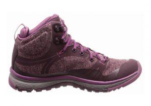Keen Terradora Mid Waterproof  purple