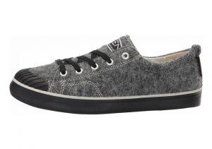 Keen Elsa Fleece Sneaker Black Wool