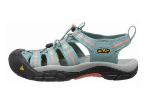 Keen Newport H2 Mineral Blue/Fusion Coral